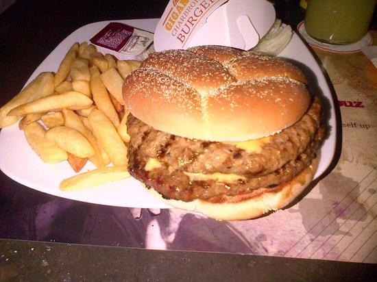 Buffalo Burger, Cairo - Katameya Road 90 Down Town - Restaurant ...