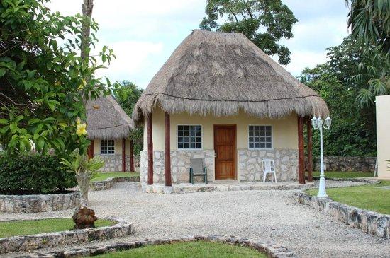 Bacalar Lagoon Resort: Cabaña