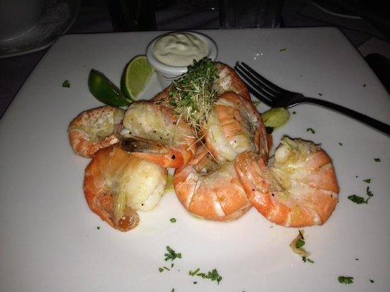 At Sea: Jumbo Shrimp
