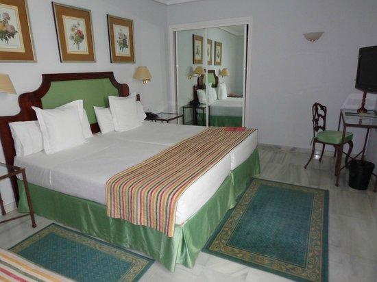 Hotel San Gil: номер