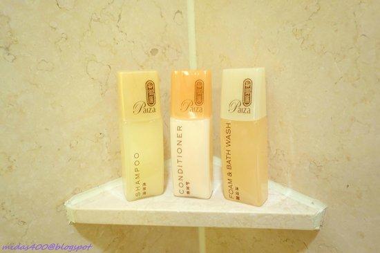 The Venetian Macao Resort Hotel : bath amenities