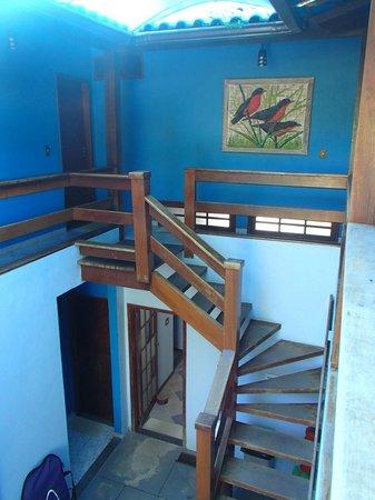 Pousada Telhado Azul : Habitaciones
