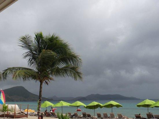 Carambola Beach Club: My people