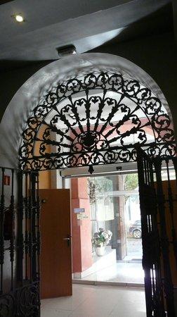 Itaca Hotel Jerez: preciosa forja