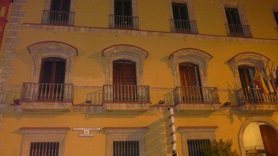 Itaca Hotel Jerez : preciosa fachada