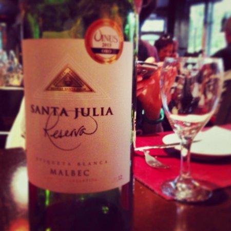La Lechuza Restaurant: Il vino da ordinare alla Lechuza