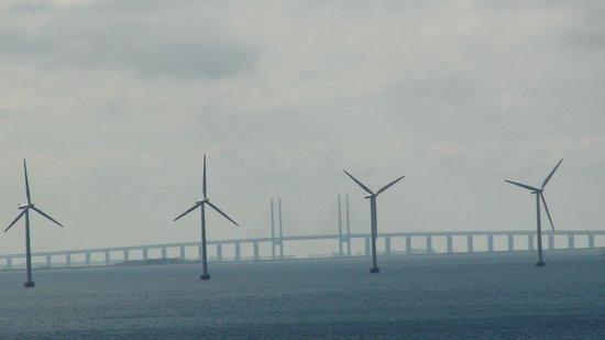 Puente de Oresund: мост