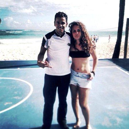 Paradisus Punta Cana Resort: Muchas gracias a Michael, el mejor dJ de bávaro espero verle en paradisus el próximo año, sin el