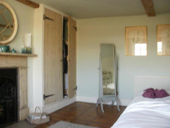 Boonshill Farm: Bedroom