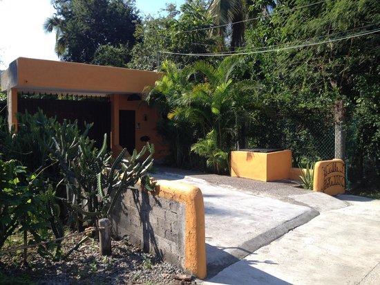 Arecas Suites Hotel: Entrance