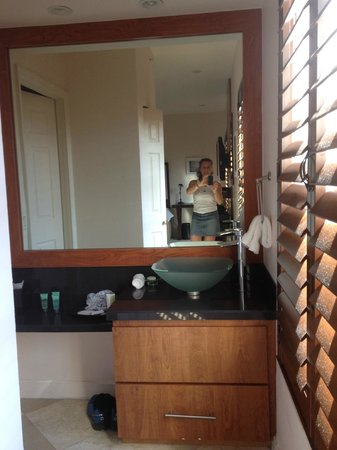 Casa Victoria Orchid : salle de bain