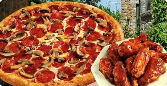 Russo's Pizza & Wings