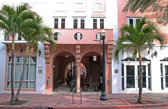 Casa Victoria Orchid : Hotel entrance