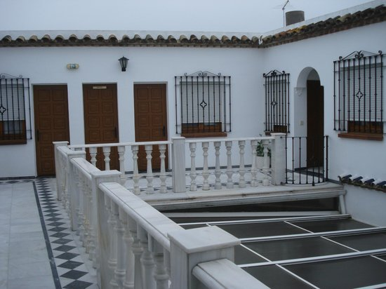 Los Omeyas Hotel : последний этаж