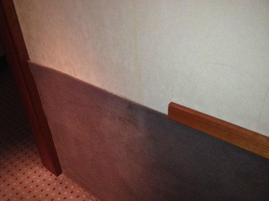 Hotel Ognina Catania: mancanza di manutenzione