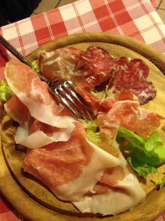 Osteria Pane & Salame : 👍👍👍