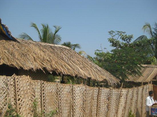 Pirache Village Eco Resorts: Boundary
