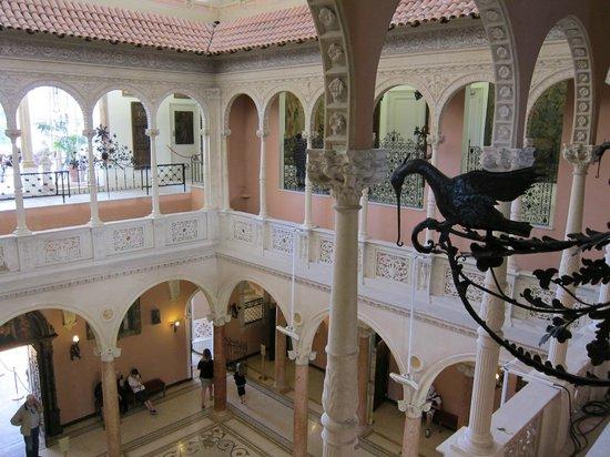 Villa & Jardins Ephrussi de Rothschild: Внутри
