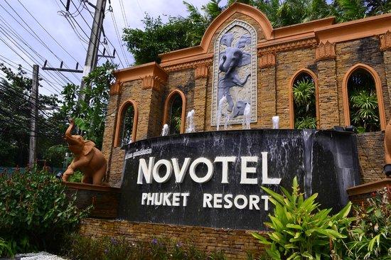 Novotel Phuket Resort: Novotel