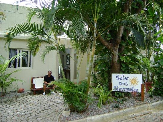 Pousada Solar Dos Navegantes: frente posada