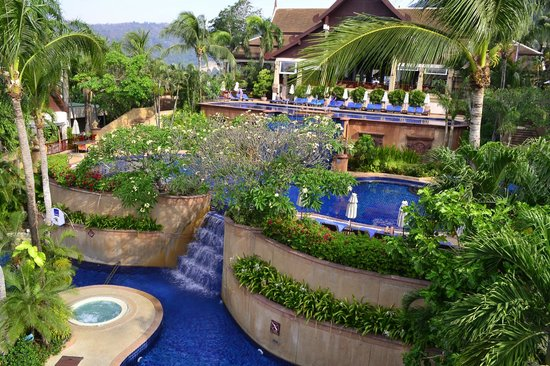 Novotel Phuket Resort: Hotel's pools