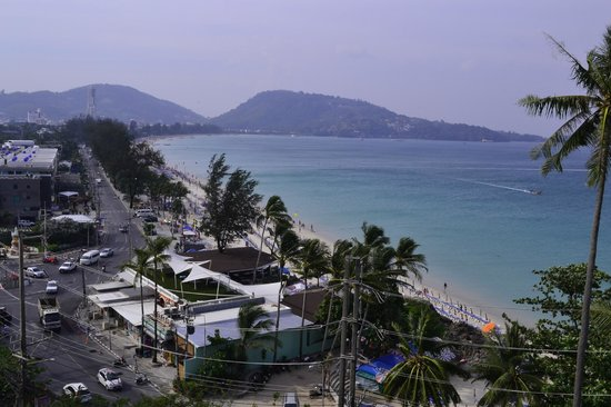 Novotel Phuket Resort : The view from terrace