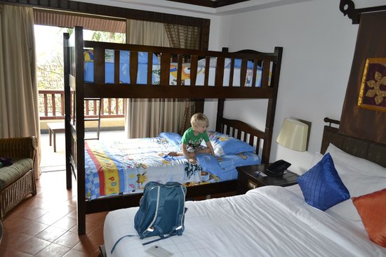 Novotel Phuket Resort : Family room