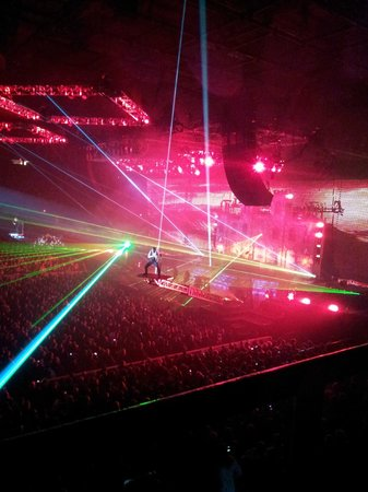 Trans Siberian Orchestra  1st row balcony Allstate Arena