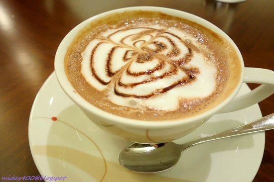 Cascades: coffee