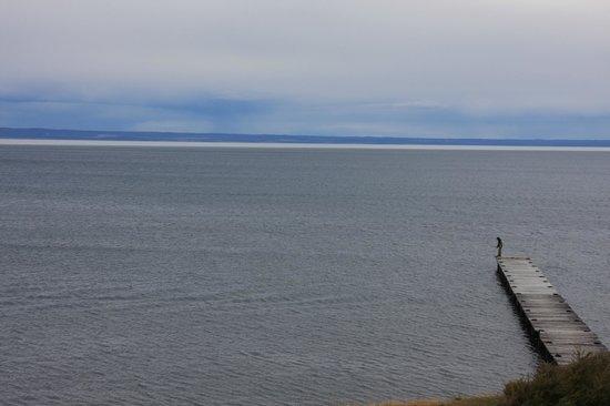 Antigua Patagonia: Vista desde la Habitacion