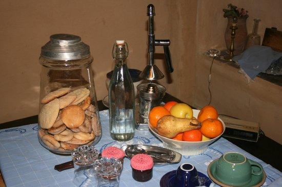 La Preta Nera: Per la colazione