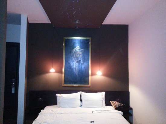 Design Hotel Mr. President: Yasser Arafat room