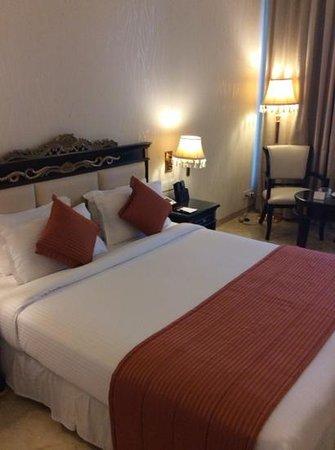 Royal Tulip Navi-Mumbai : clean room