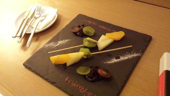 Hotel Atenea Port Barcelona Mataro : Bienvenida