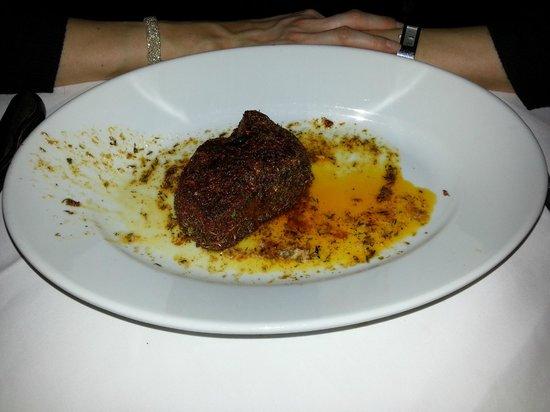 M Steakhouse : Butter Knife Steak