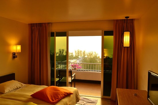 BEST WESTERN Phuket Ocean Resort: Our room on 5th floor