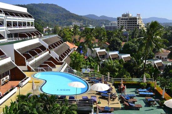 BEST WESTERN Phuket Ocean Resort: The hotel