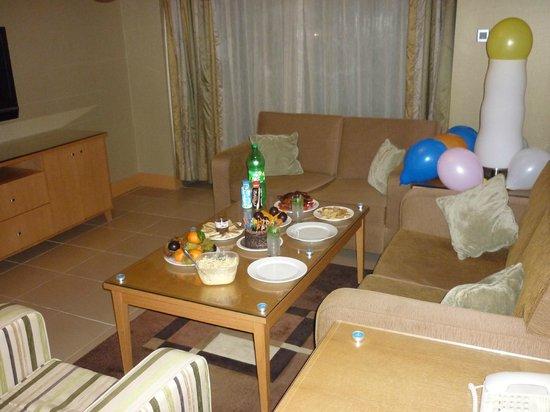 TIME Ruby Hotel Apartments: спальня