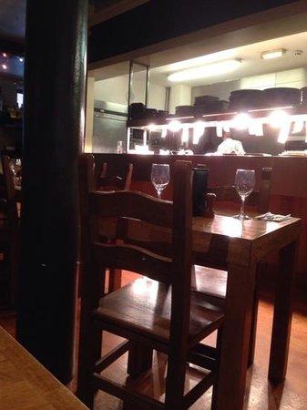 Olive Restaurant & Bar: Restaurant