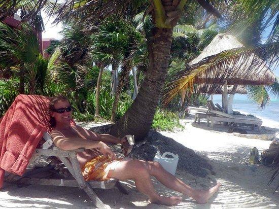 Sin Duda Villas: Another relaxing day