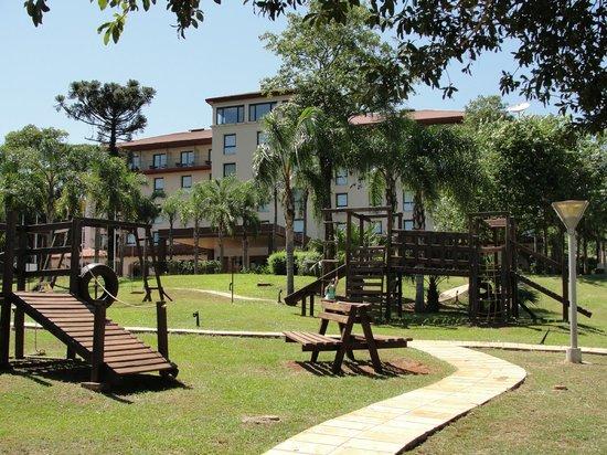 Panoramic Grand: Juegos recreativos para niños en el parque