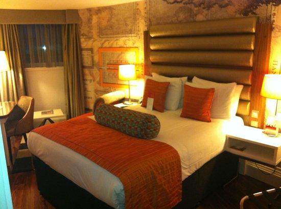 Hotel Indigo Edinburgh: Bedroom 111