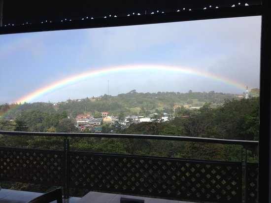 Ficus Sunset Suites Hotel : One of the rainbows
