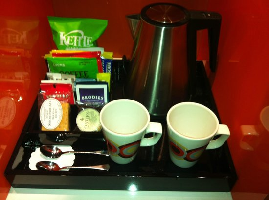 Hotel Indigo Edinburgh: Indigo Edinburgh Brew Kit