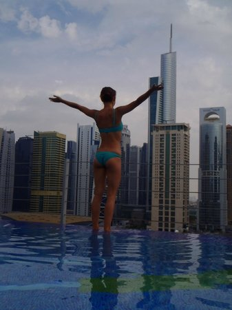 Marina Byblos Hotel: Бассейн