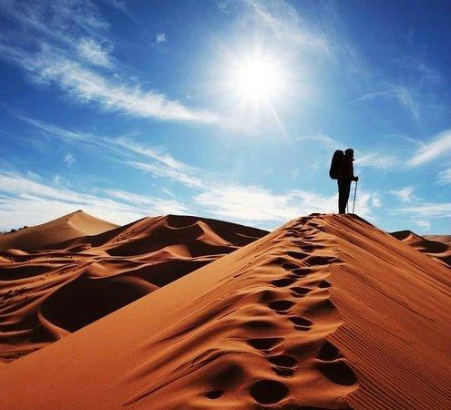 Desert Morocco Tours - Private Day Tours: Trekking in Erg Chebbi Merzouga