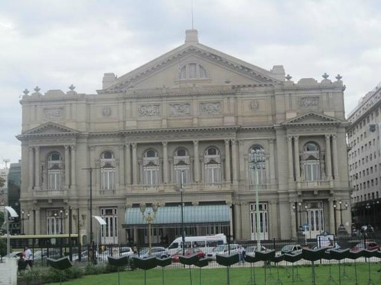 BuenosTours : Teatro Colon - world famous opera house, Tours available at theater