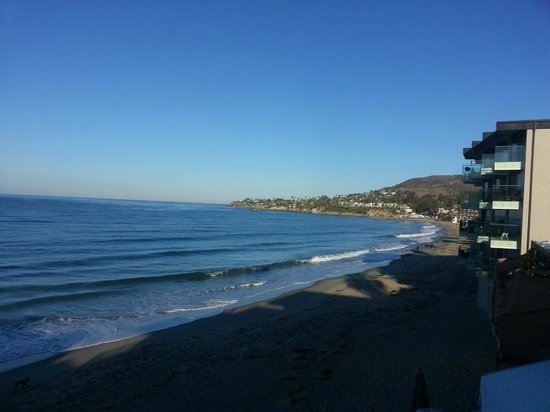 Pacific Edge Hotel on Laguna Beach: View from room