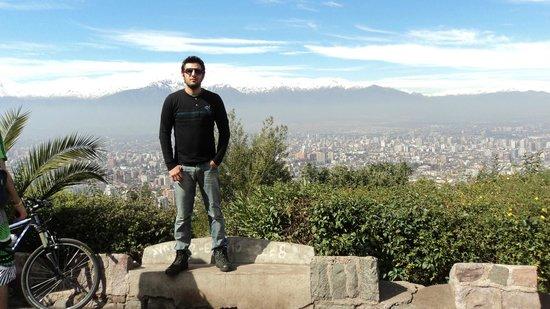 Parque Metropolitano: Cerro