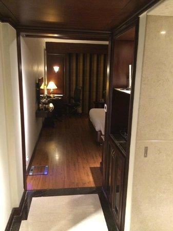 Radisson Blu Hotel Chennai : as you enter